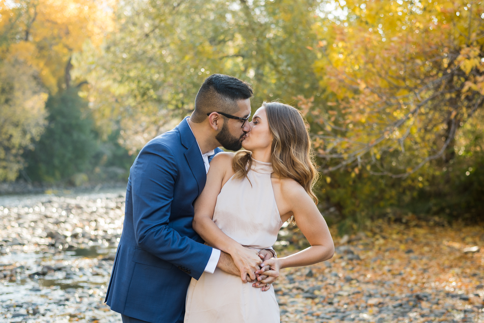 Maureen & Andres | Engagement Photo | Clear Creek Trail | From the Hip Photo