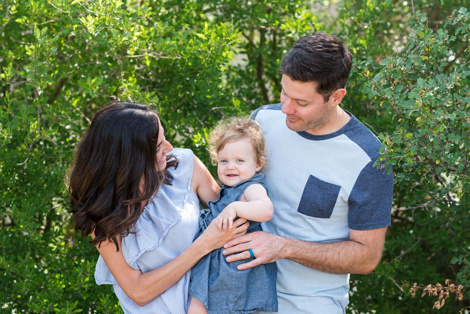 August Bliss | Family Photo | Bluff Lake | From the Hip Photo