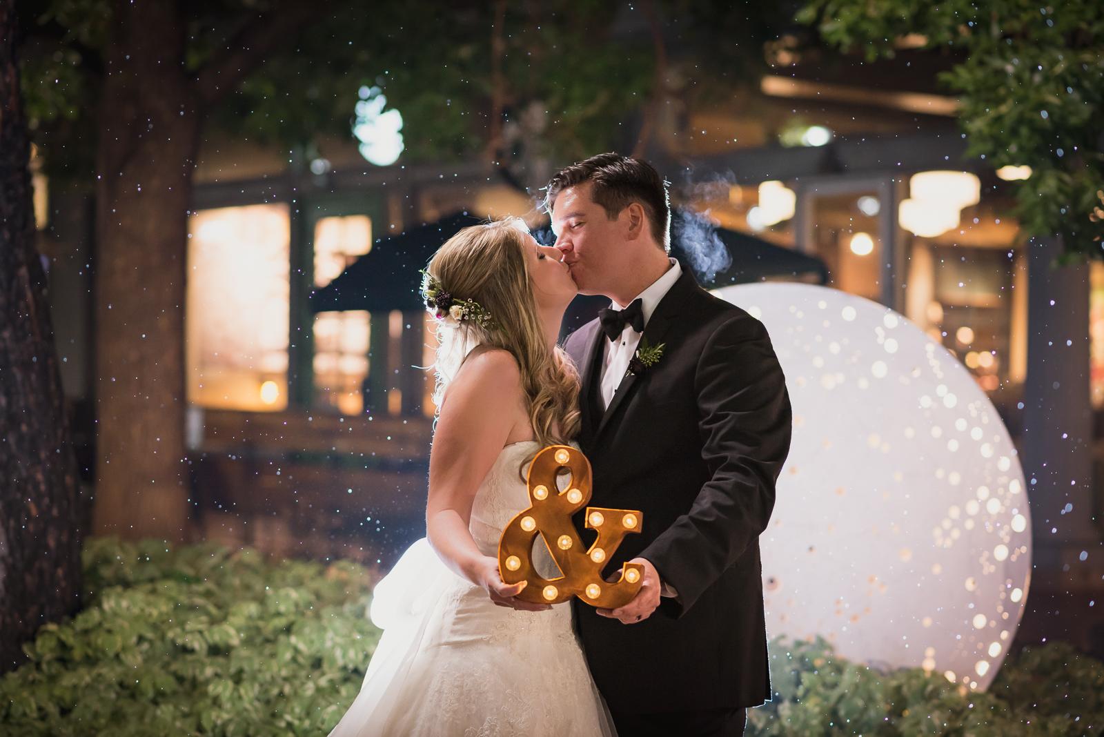 A Beary Foxy Wedding | Wedding Photo| Lily Lake Estes Park | From the Hip Photo