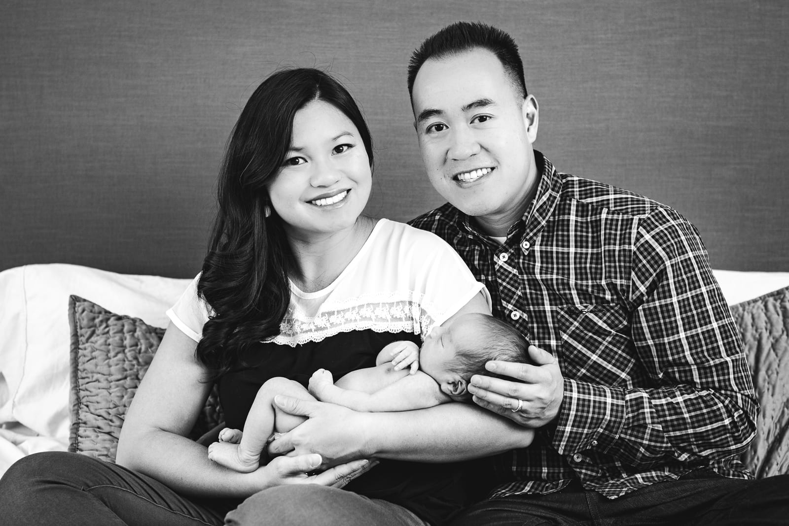 The Ying Family | Newborn Photos | From the Hip