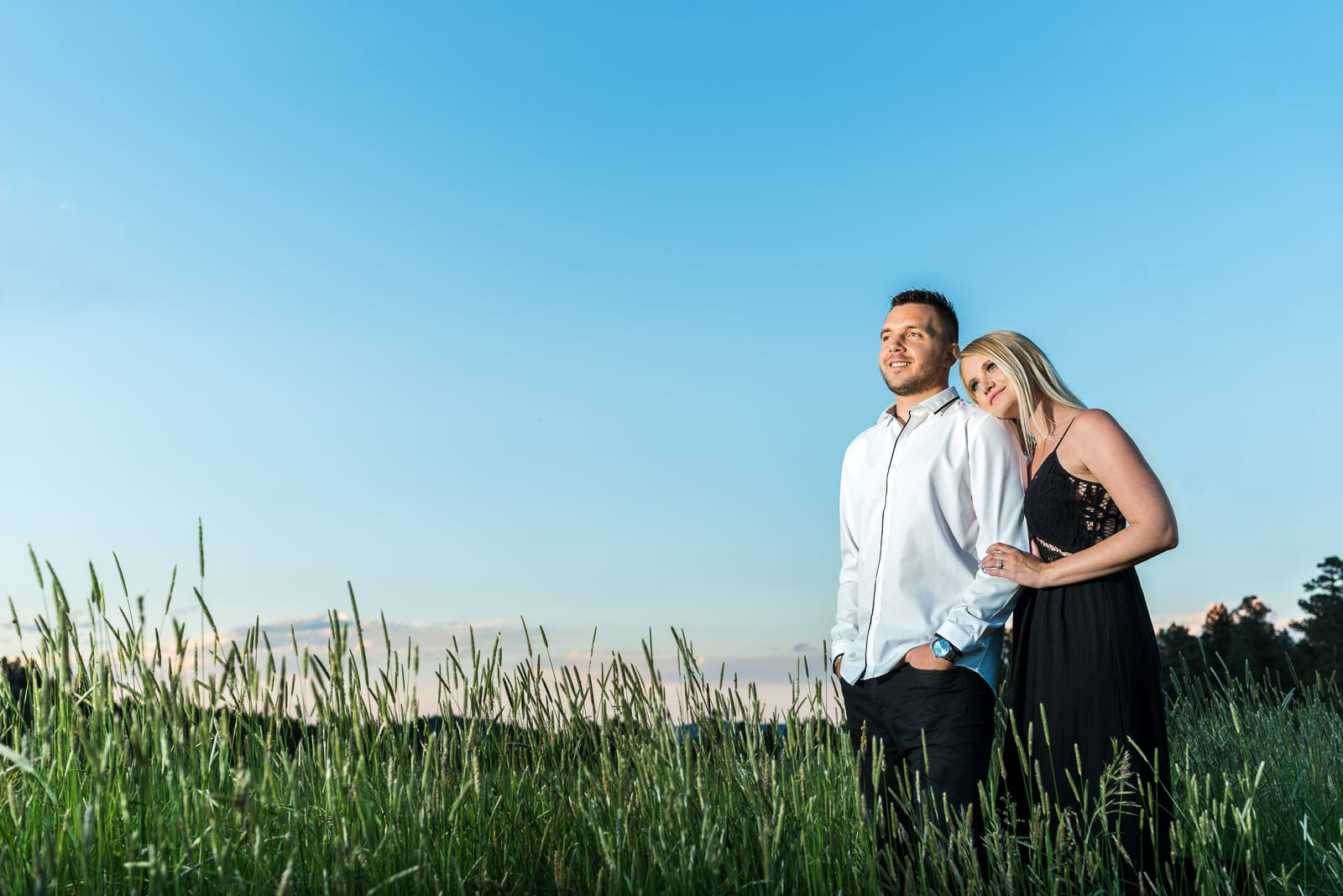 A Galactic Engagement | Engagement | Alderfer Park | From the Hip Photo