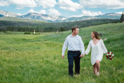 An Exceptional Devil's Thumb Wedding | Wedding Photo | Devil's Thumb Ranch| From the Hip Photo