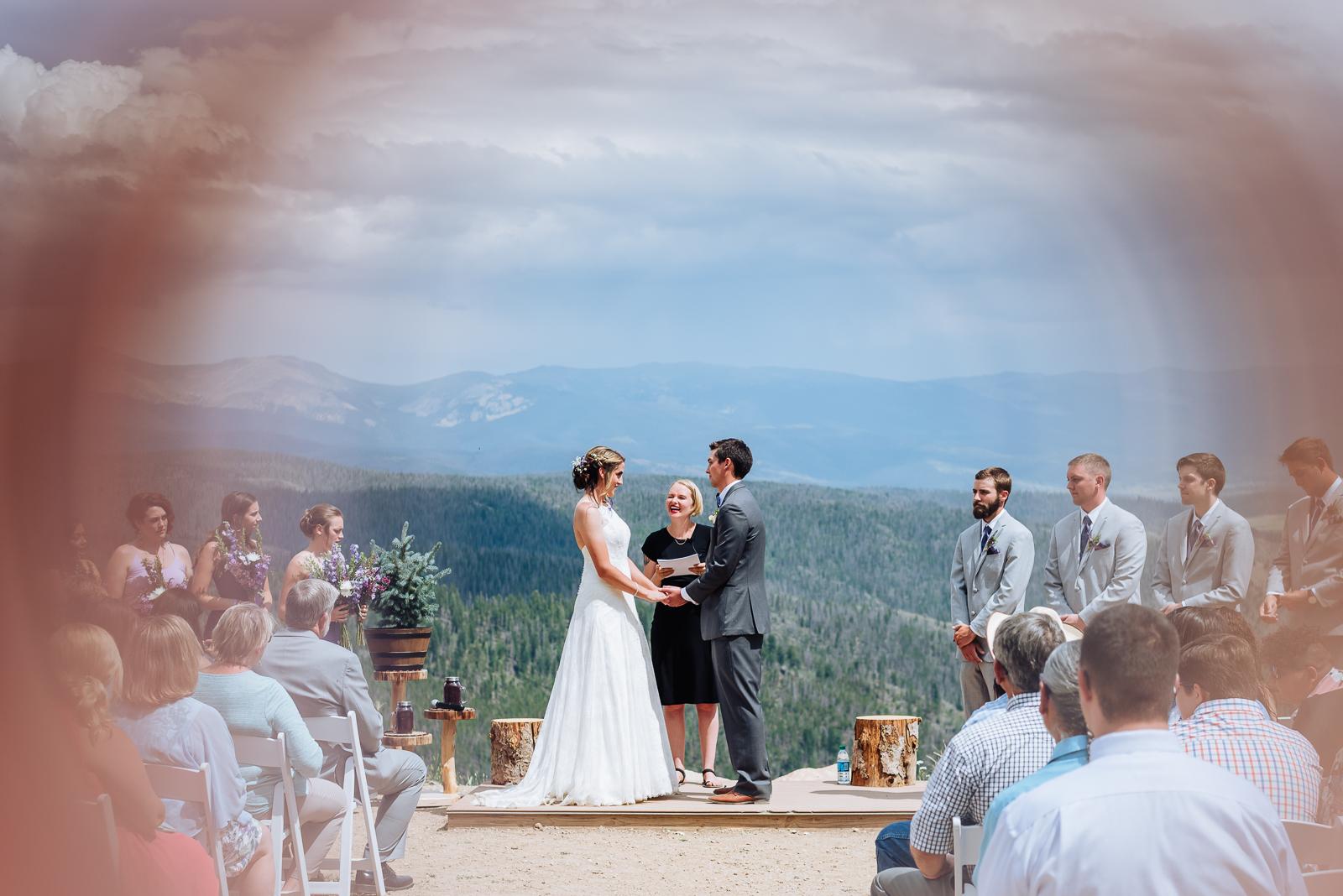 A Wedding With a View | Desirae & Niko
