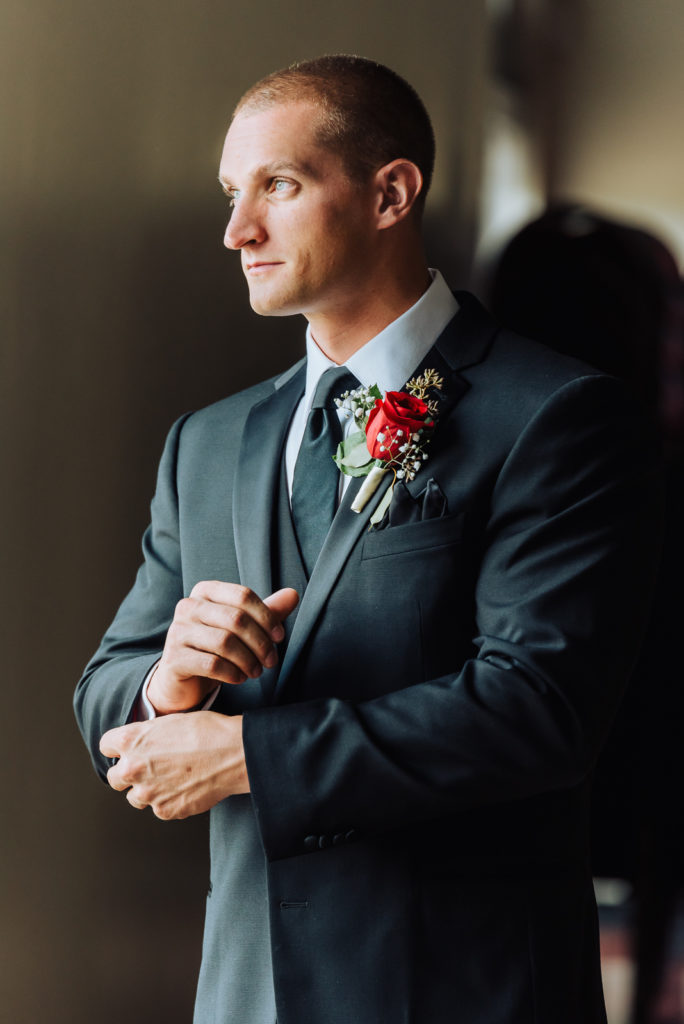 A Beautiful Day for a Wedding | Kiki & Justin Wedding Photos