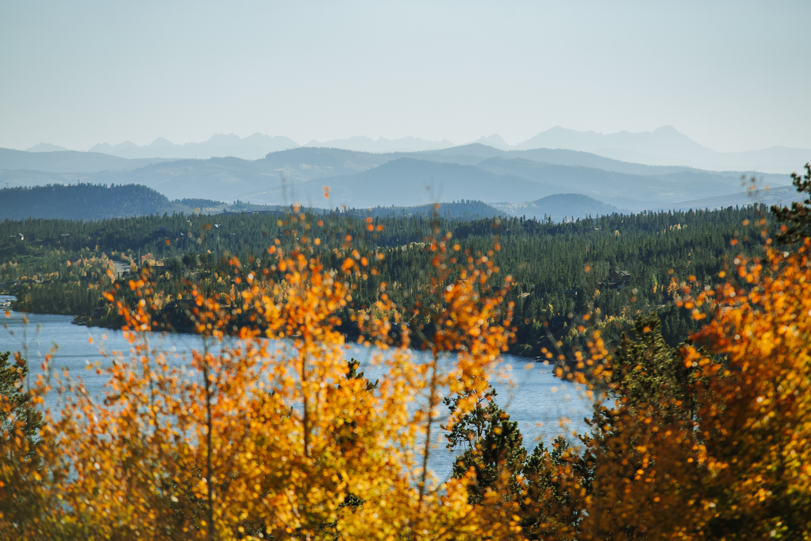 An Autumn Surprise | Katie & Scott Surprise Autumn Engagement at Grand Lake