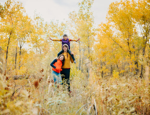 Outdoor Nature and Water Bluff Lake Senior Photos | Denver Colorado Portrait Photography