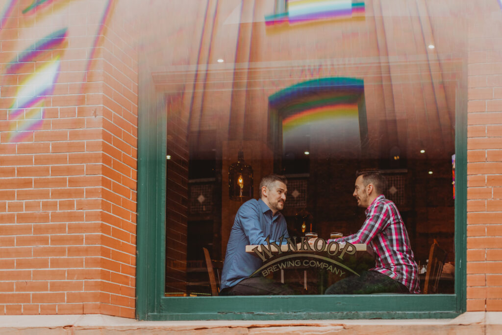 Beautiful photos at your favorite place | From the Hip Photo Denver Colorado LGBTQ photography