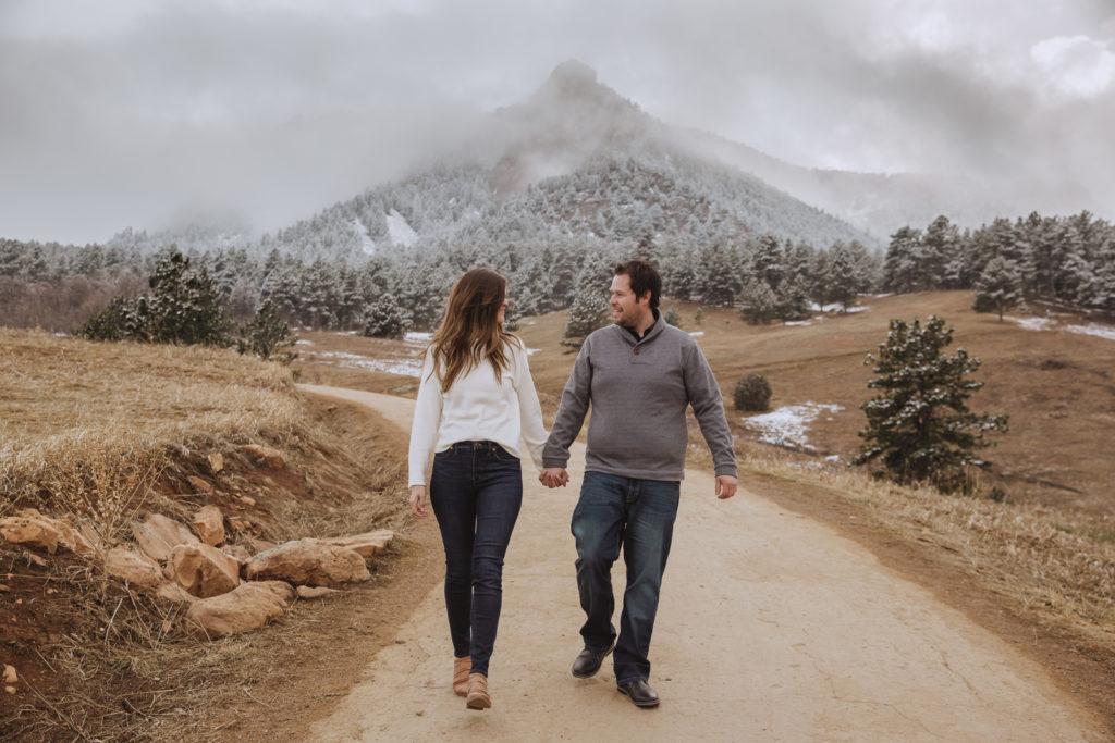 The Expert Guide for Planning Boulder Engagement Photo Sessions Chautauqua Park Romantic Outdoor Picture   From the Hip Photo Denver Colorado Portrait Photography