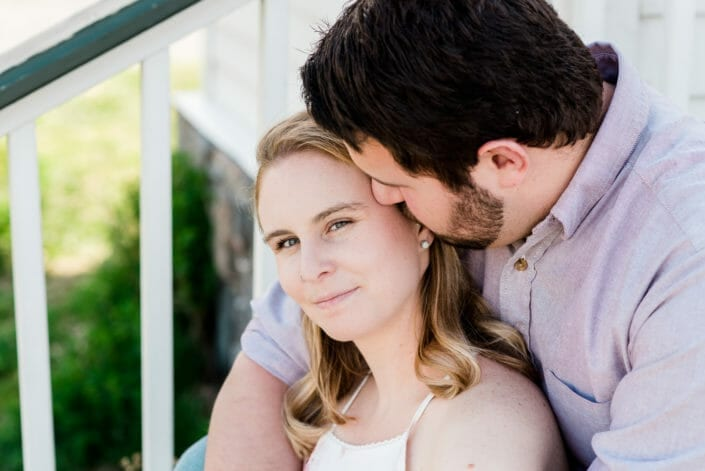 Intimate Engagement Photos   From the Hip Photo