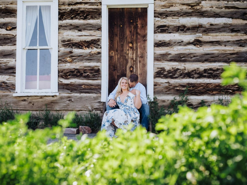 Candid Engagement Session Photography | From the Hip Photo