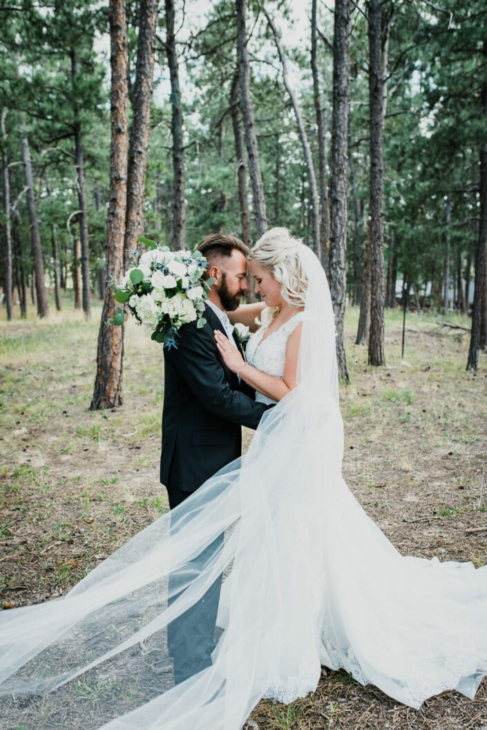 Mountain Forest Elopement Photography