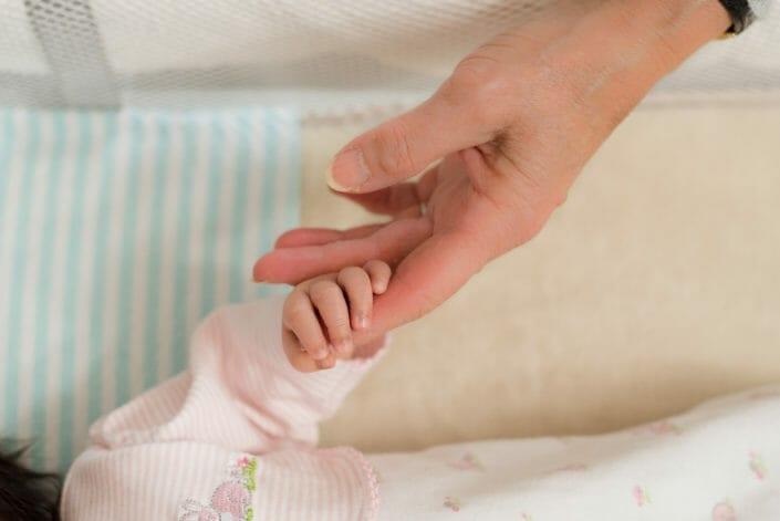 Boulder infant cute little hand