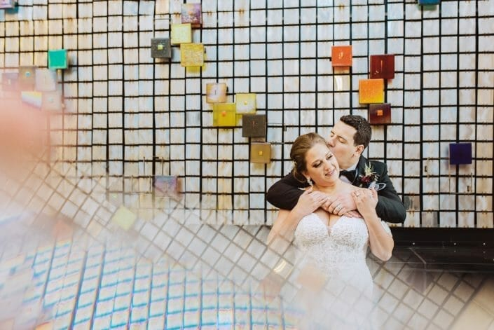 Urban Prism Wedding Photo | Denver Colorado Wedding Photographer
