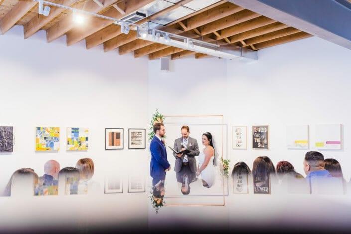 Denver Art Gallery Elopement