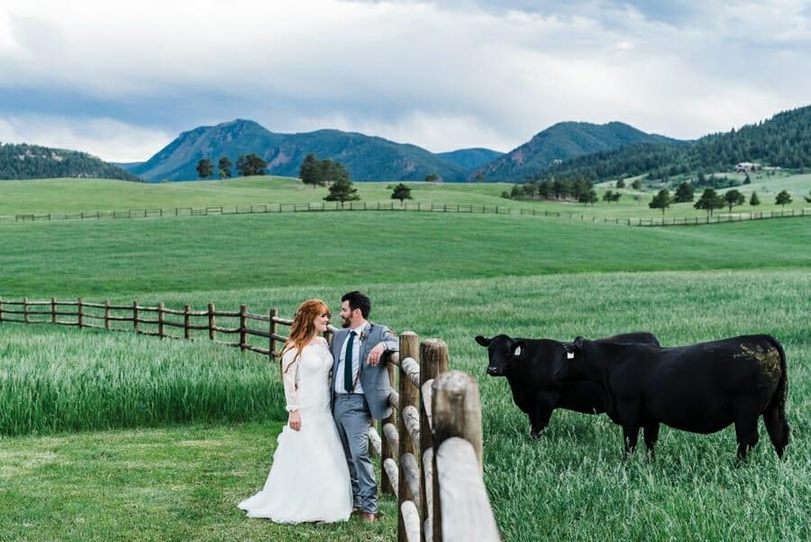 Spruce Mountain Ranch | Wedding Photos | From The Hip Photo