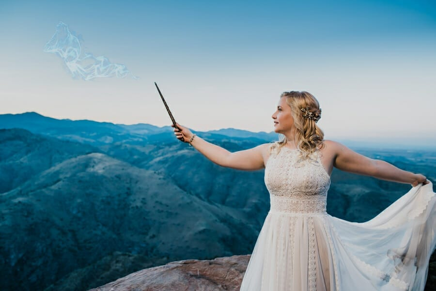 The Gardner Effect | From The Hip Photo | Colorado Weddings