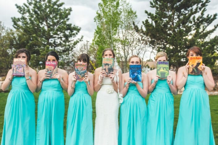 Silly Bridesmaids Photos: Danielle Lirette | Lead Photographer | From the Hip Photo | Denver Colorado