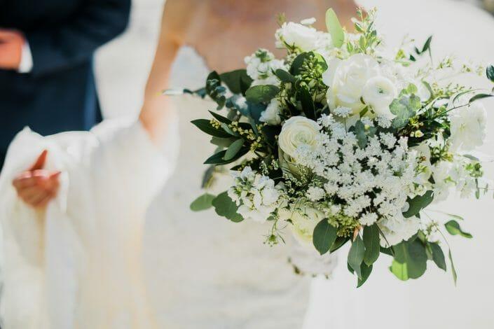 Classic Wedding Bouquet | Denver Colorado Wedding Photographer