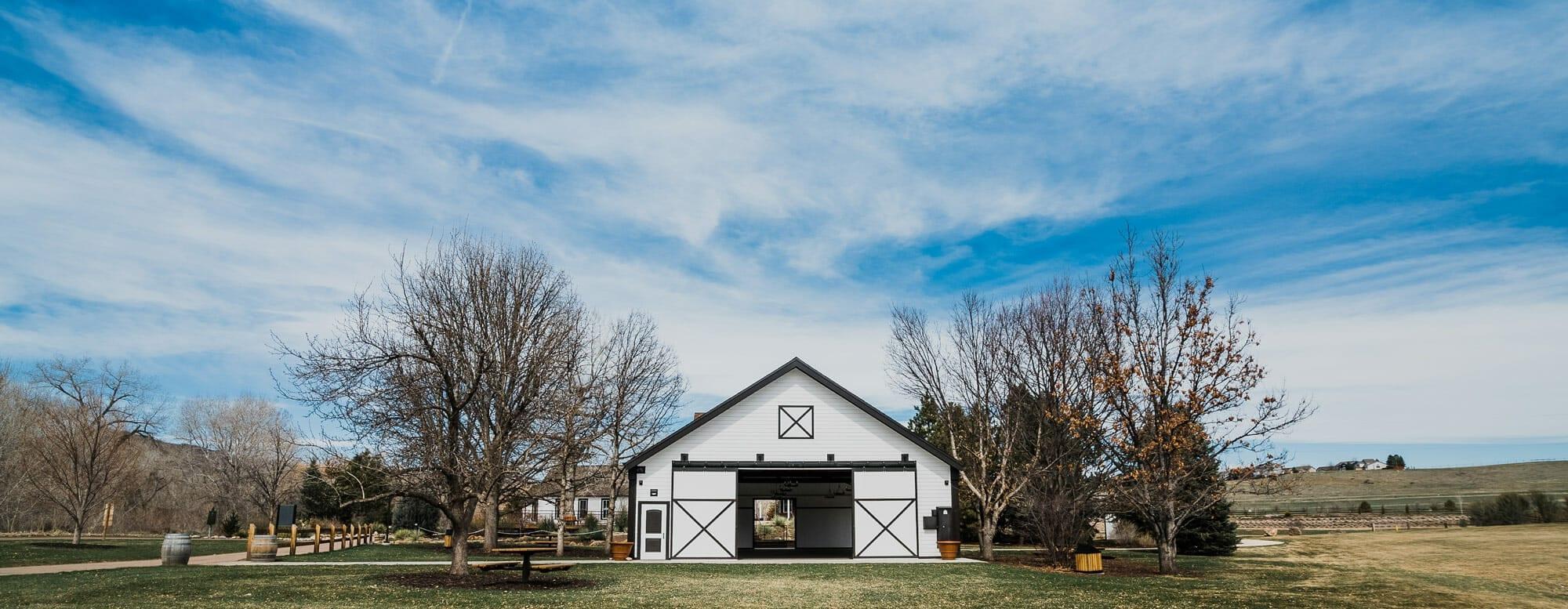 Denver Botanic Gardens Chatfield Farms Virtual Tour - Deer Creek Stables