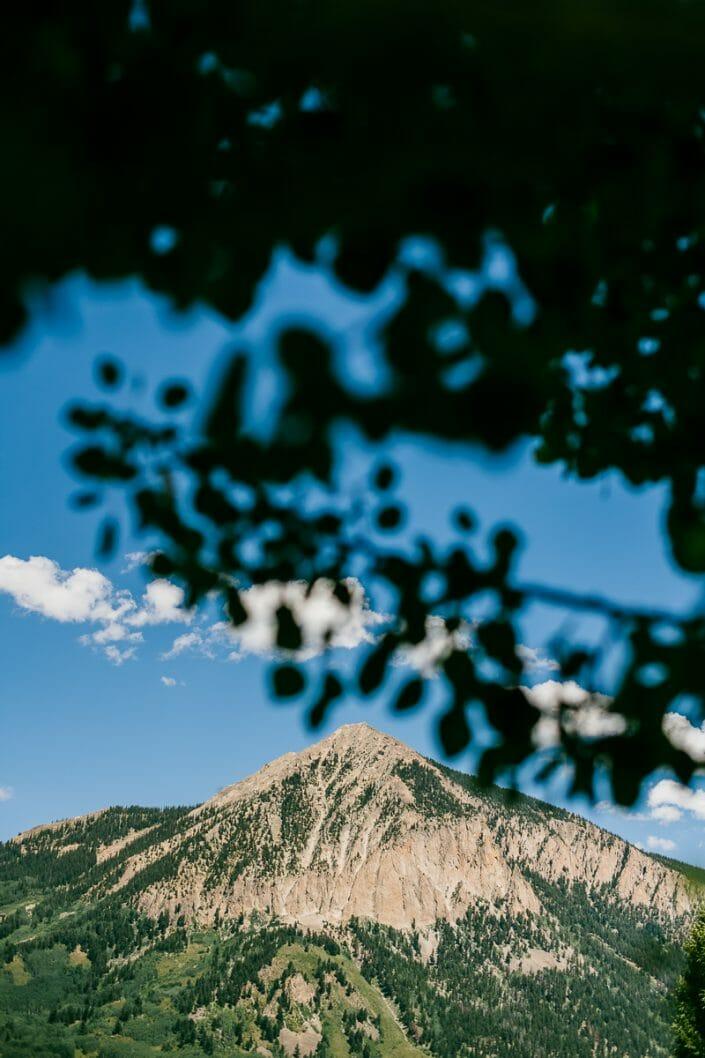 Mountain Wedding Photo   Colorado Elopement Photographer