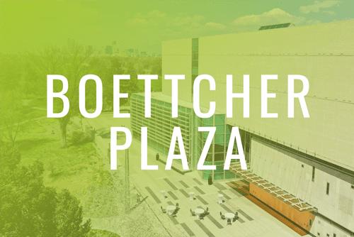 Denver Museum of Nature & Science Virtual Walkthrough Tour | Boettcher Plaza