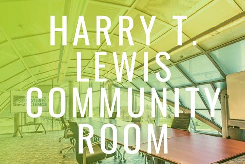 Denver Museum of Nature & Science Virtual Walkthrough Tour | Harry T. Lewis Community Room