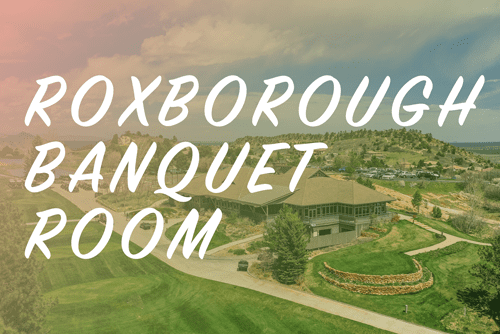 Arrowhead Golf Club Roxborough Banquet Room virtual tour