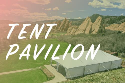 Arrowhead Golf Club Tent Pavilion virtual tour