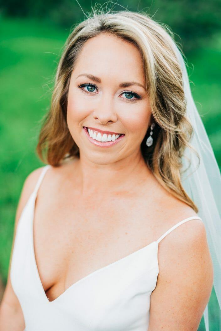 Bridal Portraits on Wedding Day | Larkspur Colorado Elopement Photographer