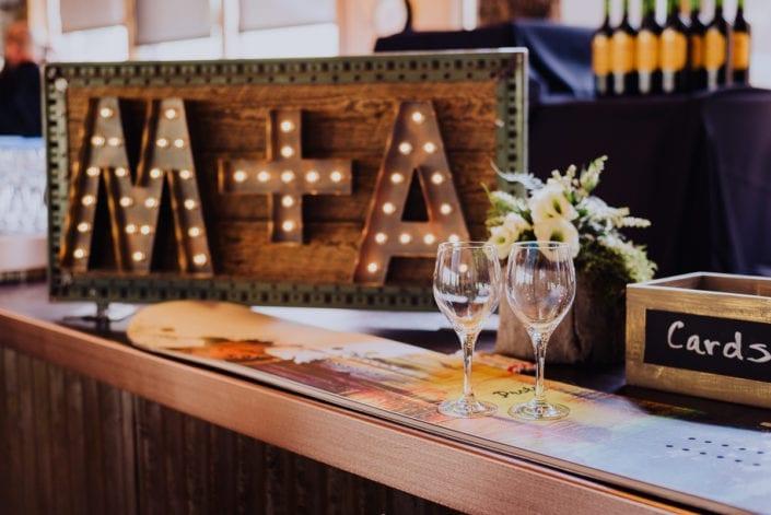 Mountain Summer Wedding Decor | Colorado Elopement Photographer