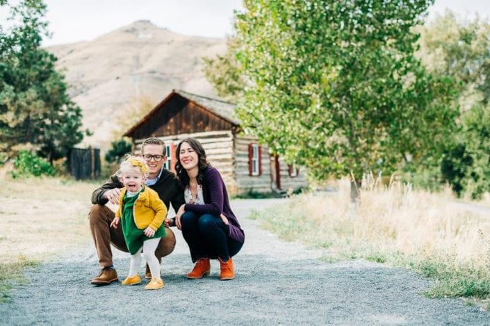 Fall Family Photo Session in Golden Mountain Creek   Denver & Boulder Family Photographer