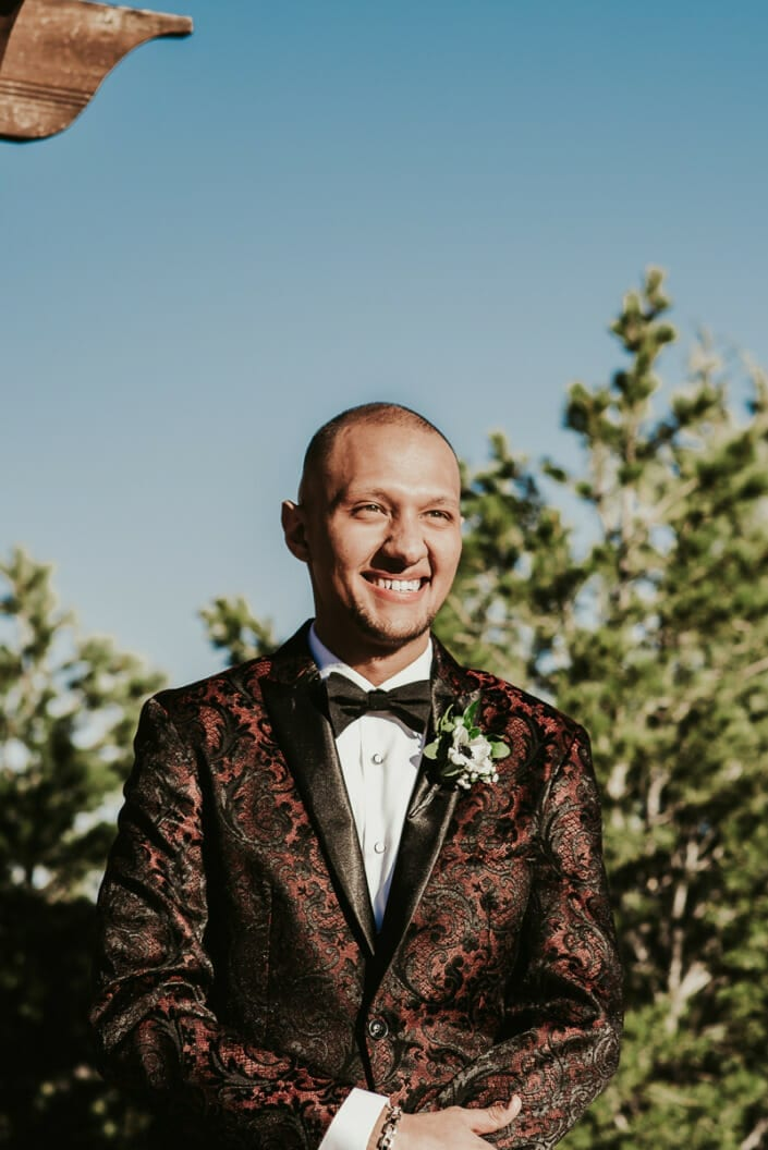 Wedding Ceremony | Denver Colorado Elopement Photographer