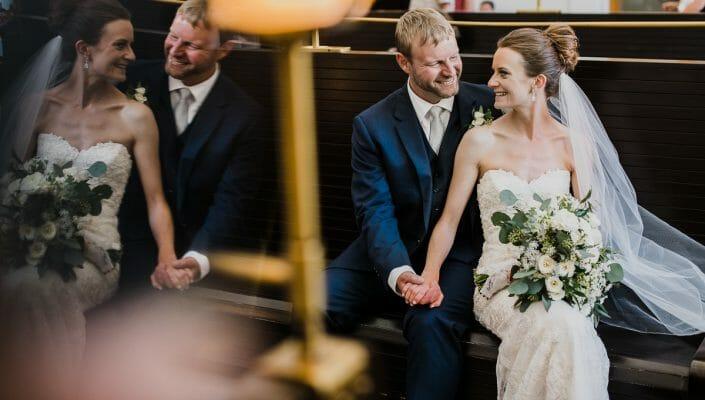 Urban Wedding Photo | Denver Colorado Elopement Photographer