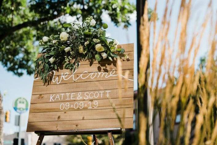 Urban Wedding Details and Food Photo | Fort Collins Colorado Elopement Photographer