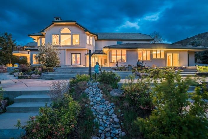 Twilight House Photo | Colorado's Best Real Estate Photographers