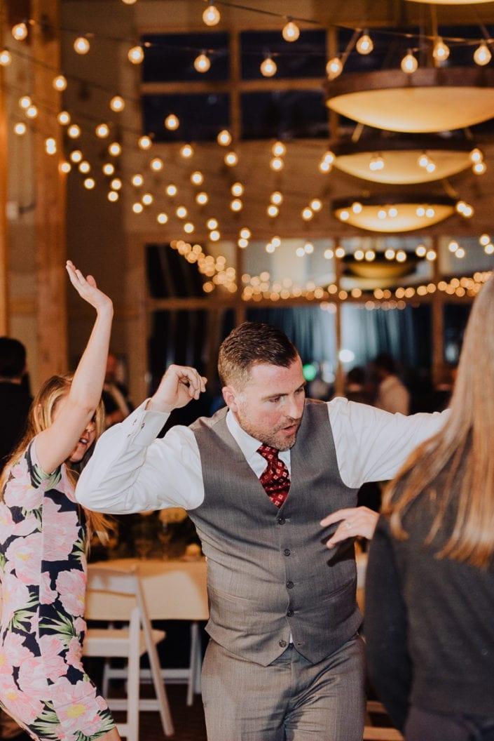 Mountain Summer Wedding Dance Party | Colorado Elopement Photographer