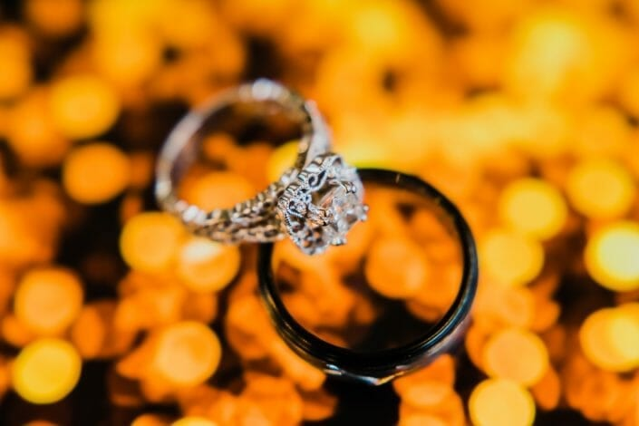 Urban Wedding Rings and Details Photo | Fort Collins Colorado Elopement Photographer