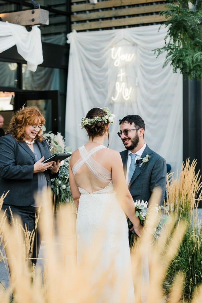 Urban Wedding Photo | Union Fort Collins Colorado Elopement Photographer