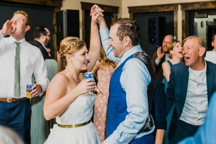 Romantic Mountain Wedding | Denver Colorado Elopement Photographer