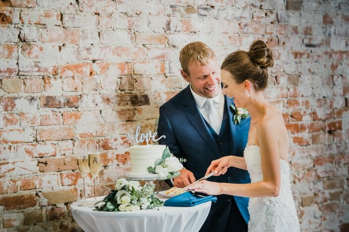 Urban Wedding Reception Photo | Denver Colorado Elopement Photographer