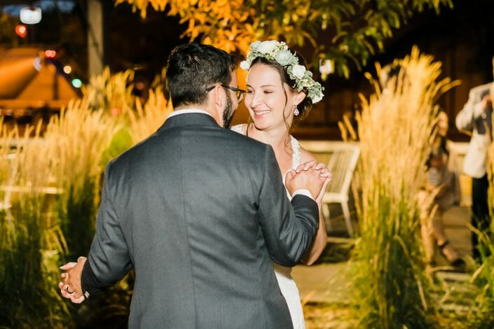 Wedding Reception Photo | Union Fort Collins Colorado Elopement Photographer