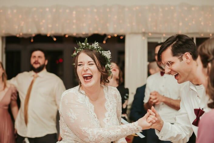 Wedding Reception Dance Party | Denver Colorado Elopement Photographer