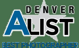 Denver A-List Multiple Winner - Best Wedding Photographer